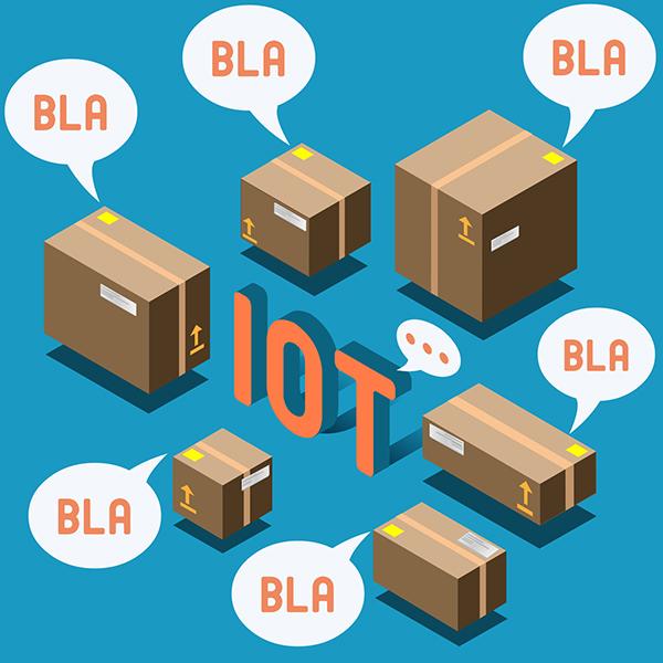 O impacto da IoT no setor de logística